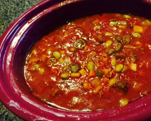 Clean-eating Brunswick Stew!