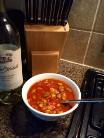 Clean eating brunswick stew!