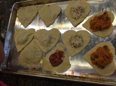 Easy organic lunchbox ideas!